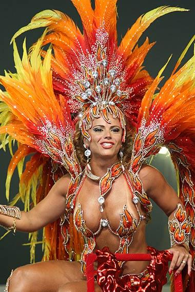 Фото бразильского карнавала эротические